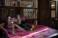 Cambodge, en Homestay