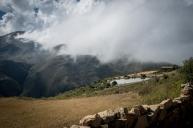 Agriculture familiale dans la région d'Icla, Bolivie