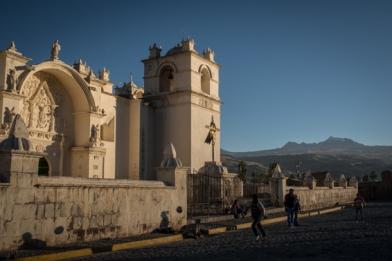 église de Yanque