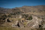 Uyo Uyo, ruines incas